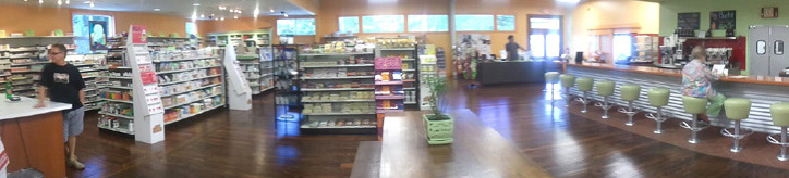 Natural, Organic and Healthy Food  Store